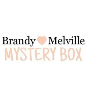 Brandy Melville Mystery Bundle!!